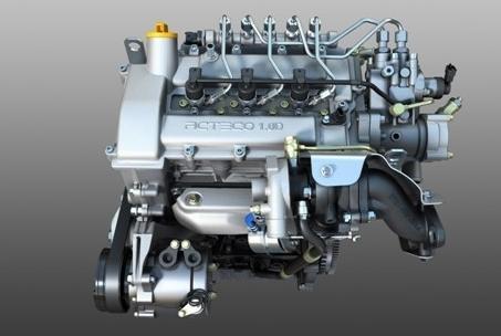 开瑞优优柴油发动机对比长安江陵jl474q可发现,长安江陵jl474q